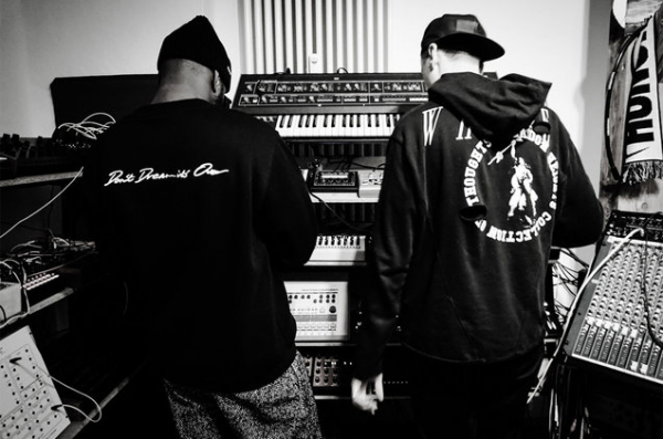 Brace yourself: Boys Noize & Virgil Abloh's highly anticipated EP is first-rate industrial techno grit