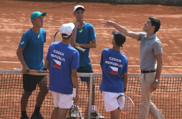 Borotra Cup 2017: watching the tennis stars of tomorrow
