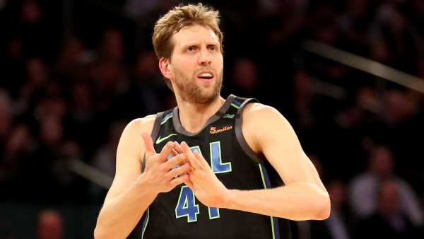 Report: Dirk Nowitzki to re-sign with Mavericks for $5 million