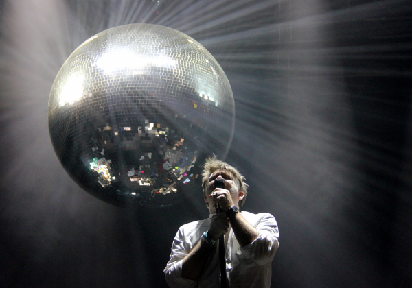 Dixon and Lovefingers remix LCD Soundsystem on the band's forthcoming remix EPs