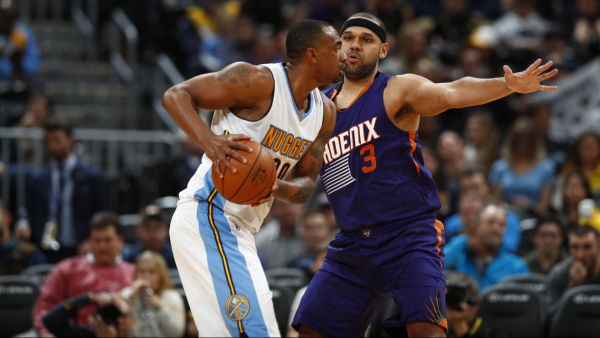 Report: Suns trade Jared Dudley, second-rounder to Nets
