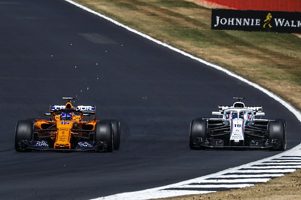 How to turn things around at McLaren and Williams