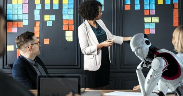 Designers, don't be afraid to let robots design