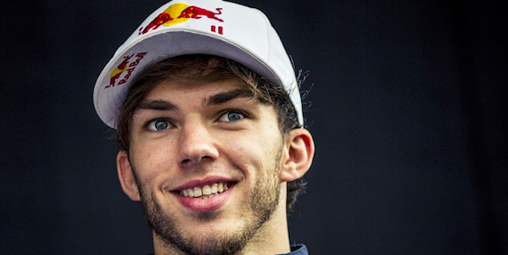 Pierre Gasly proves that there can be F1 second chances, even at Red Bull Racing