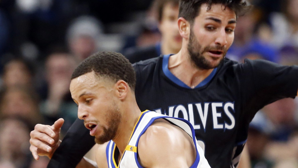 Rumor: Timberwolves bypassed Stephen Curry in draft because Minnesota is too cold for year-round golf