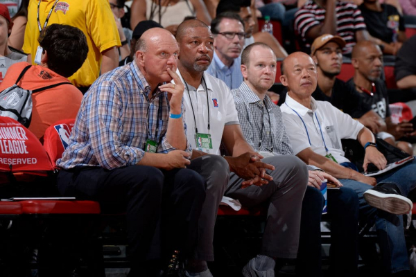 Steve Ballmer: Clippers Will Not 'Suck for a Year, Two Years'