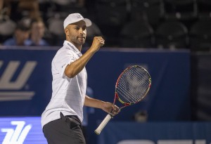 James Blake Defends Winston-Salem Title With Another Win Over Andy Roddick