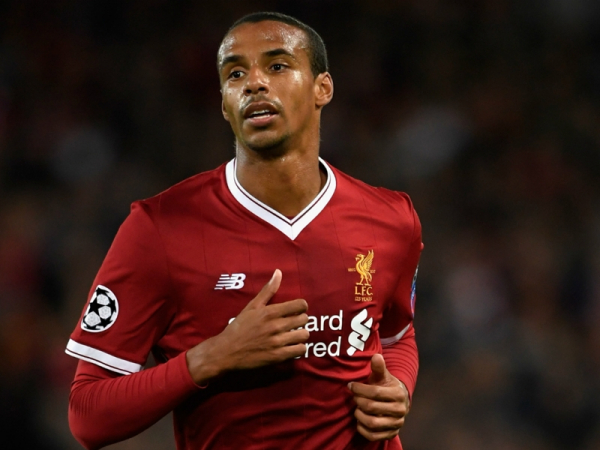 Joel Matip to return for Liverpool vs. Crystal Palace