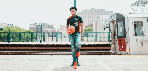 Jalen Lecque Is Representing New York City to the Fullest ?