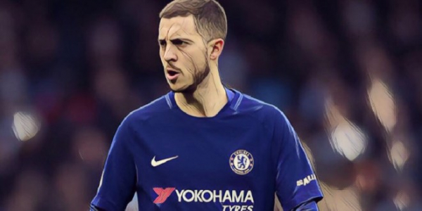 Hazard: I will not leave Chelsea this year