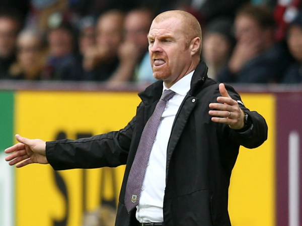 Dyche: Burnley can't use Europa League as excuse for poor Premier League results