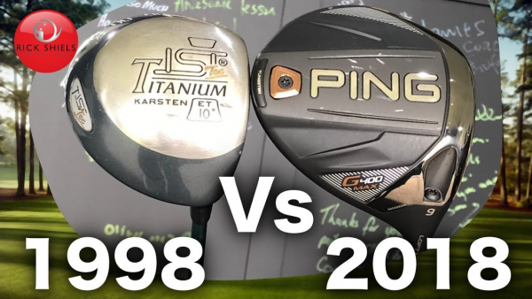 Rick Shiels: 20 Year Driver & Golf Ball Test
