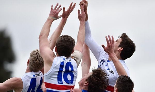 VFL TEAM: 'Scray side to face Bombers