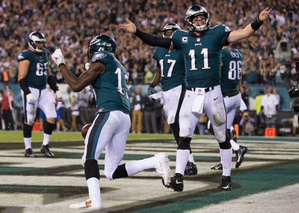 NFLs best position groups by team: Eagles are loaded