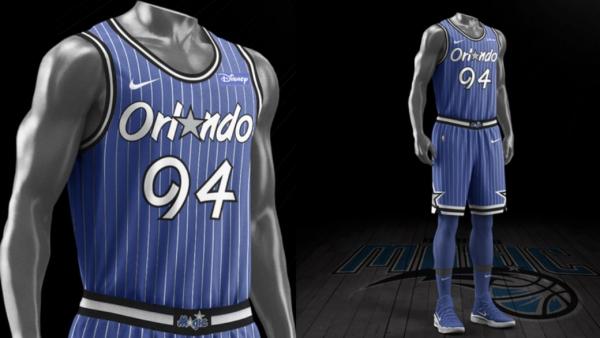Orlando Magic Unveil 30th Anniversary Throwback Jerseys ?