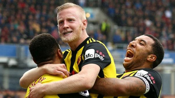 Wonderful Watford sweep Burnley aside