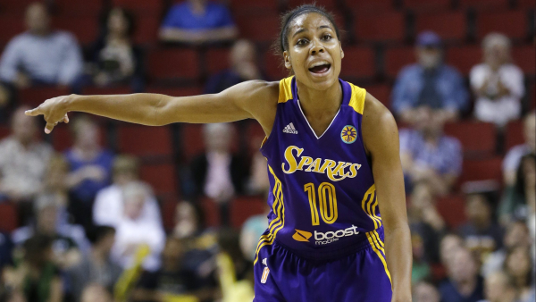 Report: 76ers hire former WNBA No. 1 pick Lindsey Harding as scout
