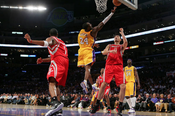 Rockets Vs. Lakers: Home Opener History