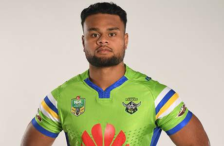 New Raiders deal for Lui