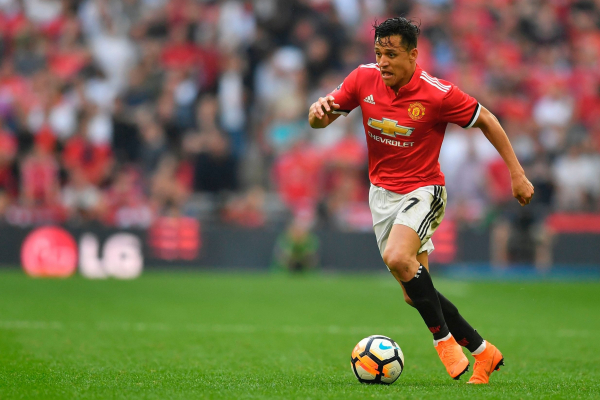 Manchester United star Alexis Sanchez ready to fire after learning period at Old Trafford