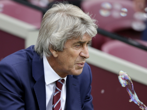 West Ham still haunted by struggles under Moyes - Pellegrini