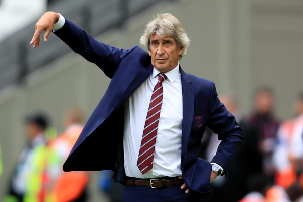 West Ham boss Manuel Pellegrini points finger at last seasons troubles following second successive defeat