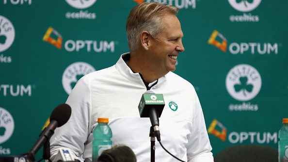 Danny Ainge roasts Celtics players on Twitter