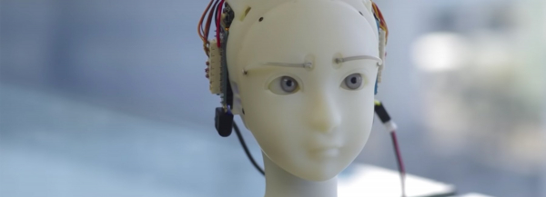 this is the most expressive robot we've ever seen