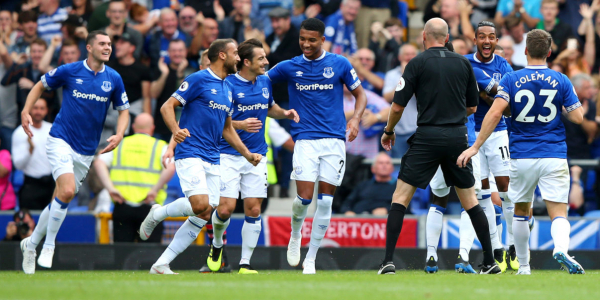 Everton 2-1 Southampton - Everton Player Ratings