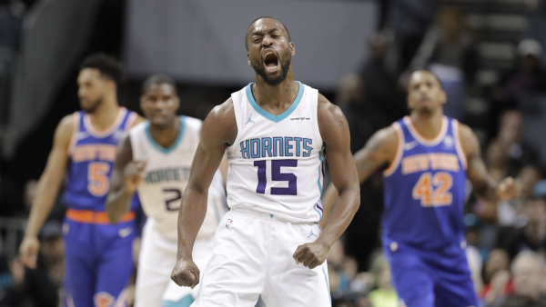"Kemba Walker on his future: ""I just can't see myself in a Knicks jersey"""