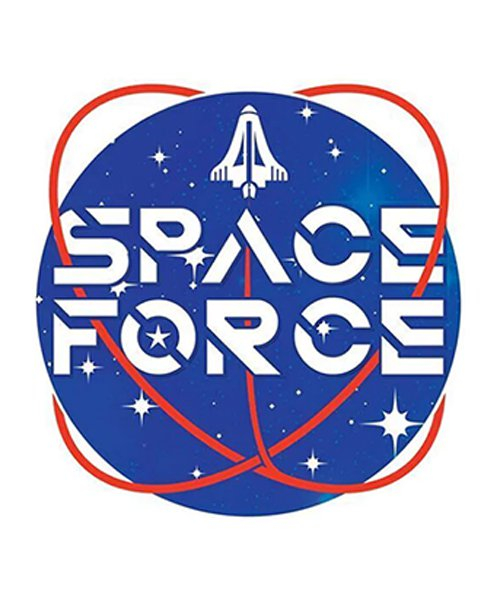 trump administration asks supporters to vote on space force logo