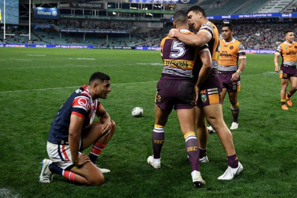 Isaako leads Broncos over Roosters, wins for Raiders, Storm