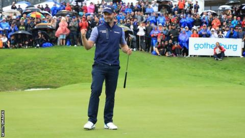 England's Waring wins first European Tour title at 200th attempt