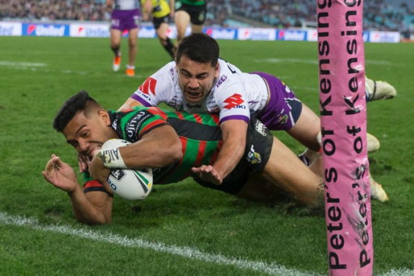 Rabbitohs beat Storm, Tigers triumph over Knights