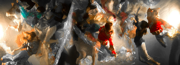 underwater photography by christy lee rogers evokes the beauty of baroque paintings