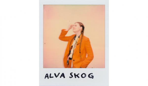 Illustration graduate Alva Skog's energetic practice is rooted in female empowerment