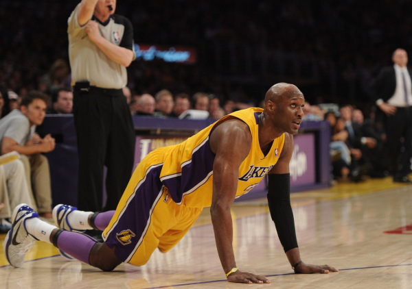 10 things you may not know about Lamar Odom