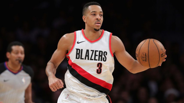 """C.J. McCollum on stars joining Warriors: """"I think that's disgusting"""""""