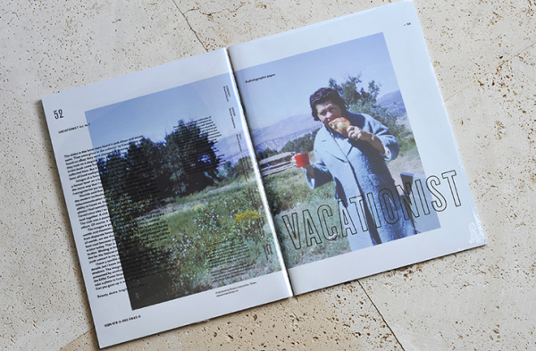 Go on someone else's holiday with found photography book Vacationist