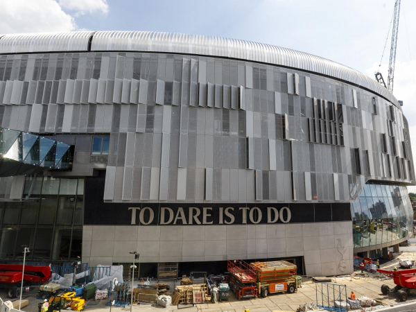 Tottenham new stadium: Ground may not be ready until 2019 as safety concerns delay £1bn project