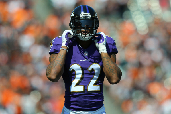 Ravens CB Jimmy Smith suspended four games for personal conduct violation