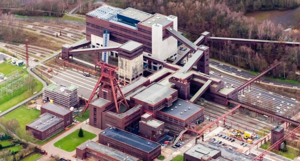 How an abandoned coal mine in Germany became a techno club