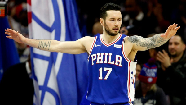J.J. Redick says he saw woman hidden in trunk of his chauffeured car