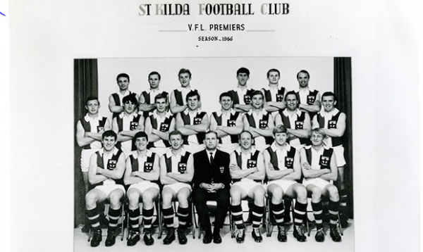 Allan Jeans: Premierships, Prose and Policing