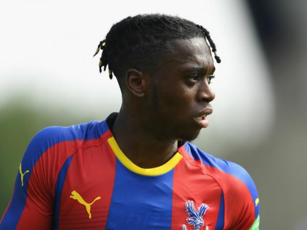 Crystal Palace's Hodgson warns against Aaron Wan-Bissaka overhype