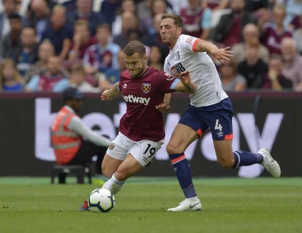 Devastated West Ham havent had time to gel, admits Jack Wilshere after Bournemouth defeat