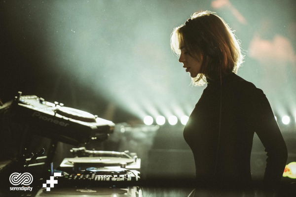 Nina Kraviz re-envisions classic sunglasses frame for Ray-Ban's Feel Your Beat collection