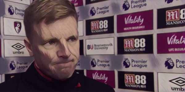 Bournemouth boss Howe rues missed chances after 4-0 Burnley defeat