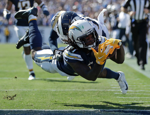 WR Mike Williams emerging as big-play threat for Chargers