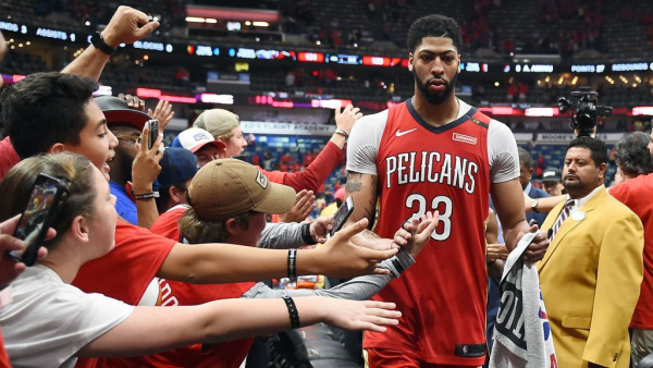Anthony Davis and Pelicans enter yet another season full of speculation about their future together